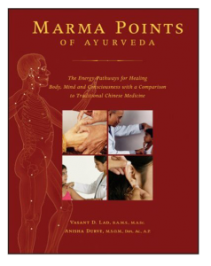 Marma Point and Ayurveda