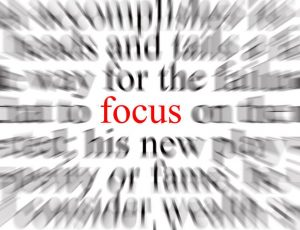Focus and Concentrate