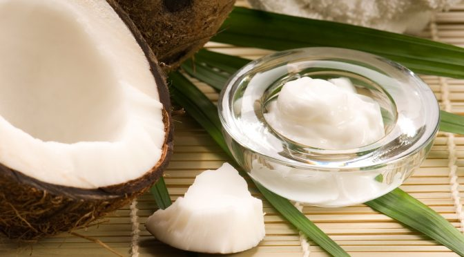 What Is Coconut Oil Pulling About