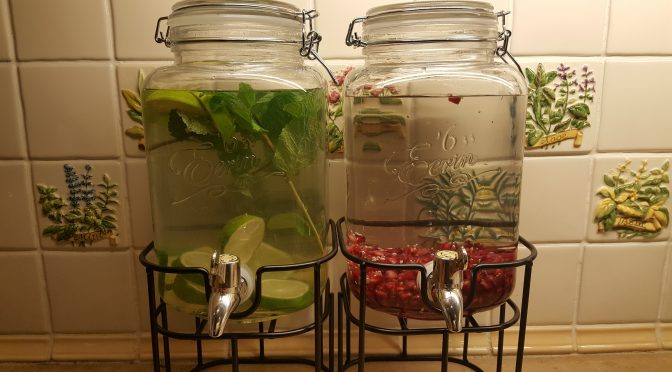 What Is Infused Water About