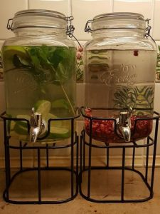 Water Infusing Jars