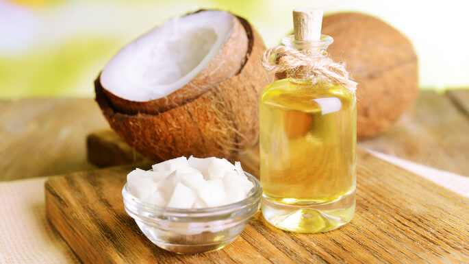 Extra Virging Coconut Oil
