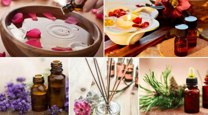 What Is An Aromatherapy Diffuser Amazing For?