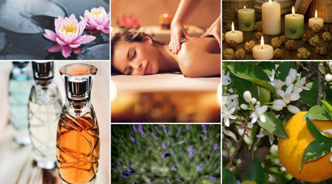 Aromatherapy and Essential Oil Blends Magic