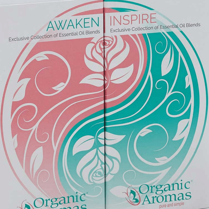 Awaken and Inspire Essential Oil Blends
